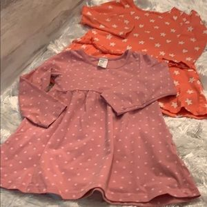 H&M and Gap Dress size 2Y and 3Y